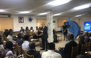 Major Takeaways from Yale University President, Peter Salovey's Town Hall with Members of The Nigerian Tech Ecosystem