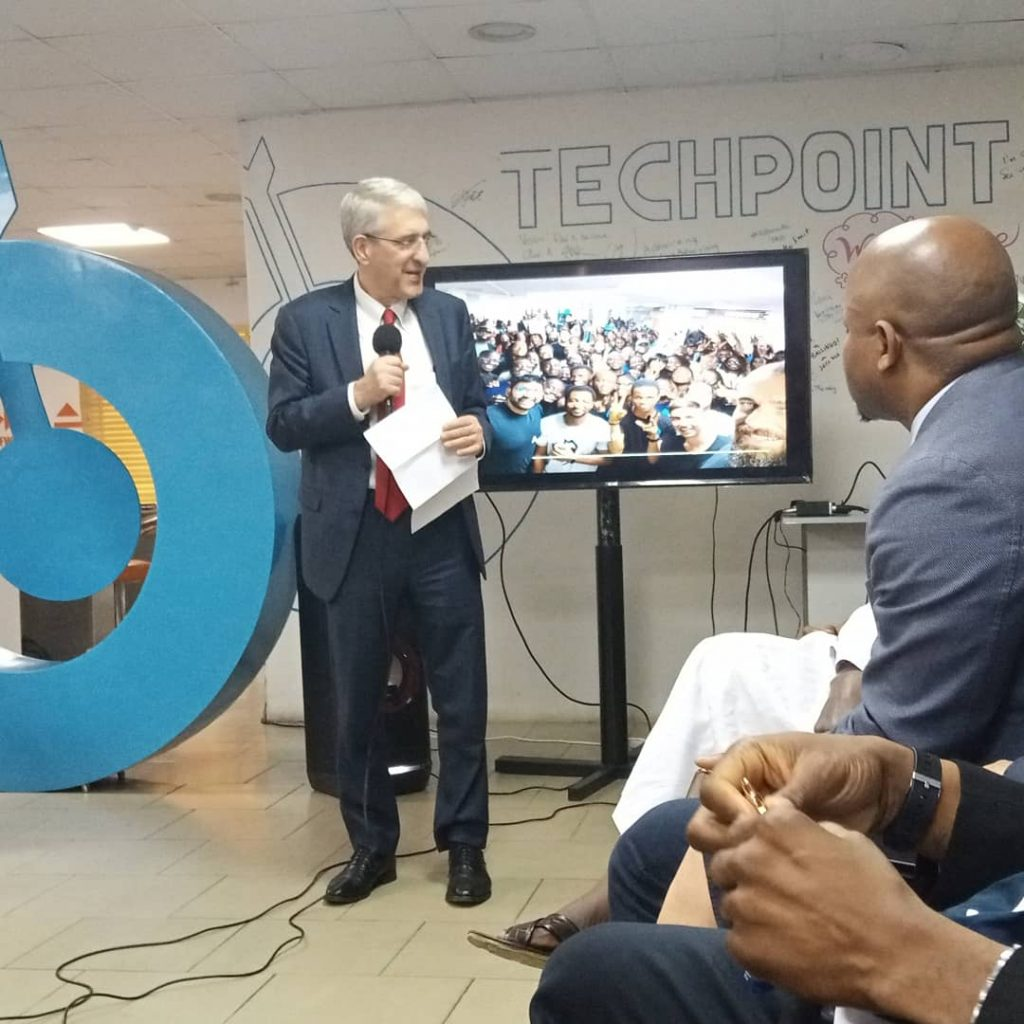 Major Takeaways from Peter Salovey Town Hall with the Nigerian Tech Ecosystem