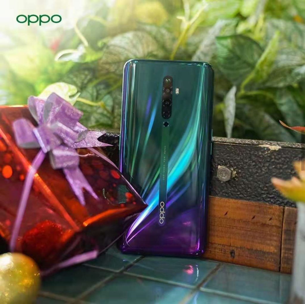As OPPO Launches Nebular Green Reno2 F, Here is All you Need to Know About it