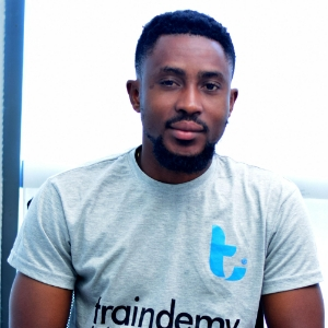 CEO Uyi Edigin Opens up About Traindemy and the Unique Advantages it Offers Nigerians