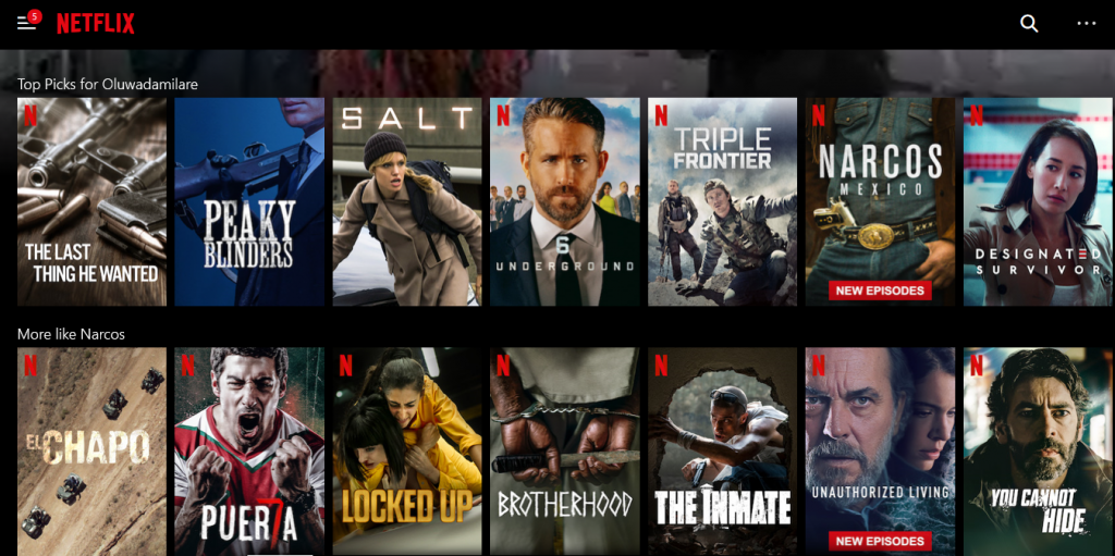 Netflix Could be Bringing More Nigerian Content to its Platform With launch of 'Netflix Naija'