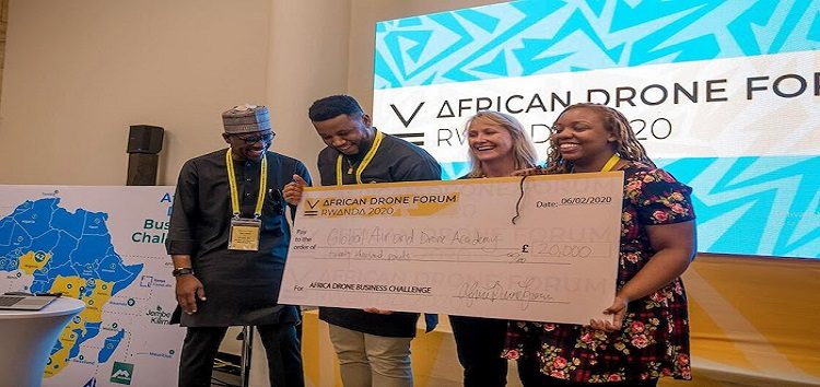 Global Air Drone Academy Gets $20,000 to Help Establish its Training and Research Centre in Lagos