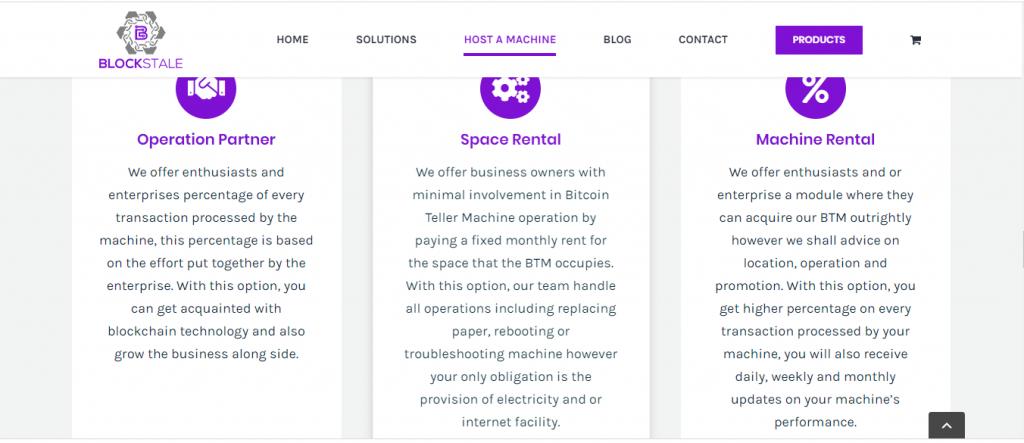 BlockStale CEO, Daniel Adekunle Speaks on Bitcoin Teller Machines in Nigeria