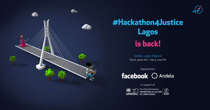 Hackathon for justice