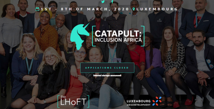 Two Nigerian Fintechs, Esusu and PaddyCover Selected for the LHoFT Bootcamp in Luxembourg