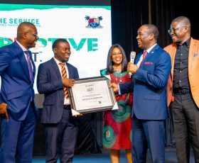 Civil Servant Gets Double Promotion For Developing 'AlausaSabi'- An App That Tells You All About LASG