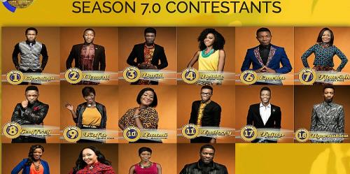 The season 7 contestants in Project Fame before the show folded, Is MTN Nigeria Bringing Back Project Fame and Repackaging it as MTN Y'ello Star?