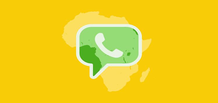 WhatsApp, Africa's Largest Messaging Platform Surpasses Milestone of 2 Billion Global Users