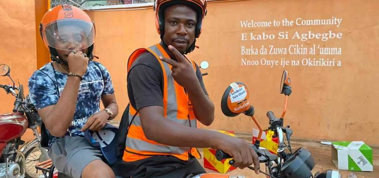 Bike-Hailing Company, Safeboda Finally Lands in Nigeria After 10 Months of Uncertainty, Begins Operations in Ibadan