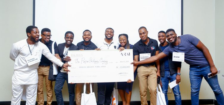 ARM Wraps DAAYTA 2020, Announces ₦12m Grant Winner