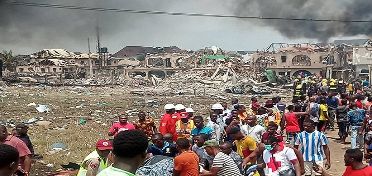 Festac Explosion: Three Startups That Could Help Prevent Future Disasters