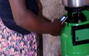 HomeFort Energy Lets You Recharge and Buy Cooking Gas in Bits Using a MicroUnit System