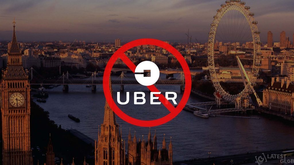 Uber ban in London