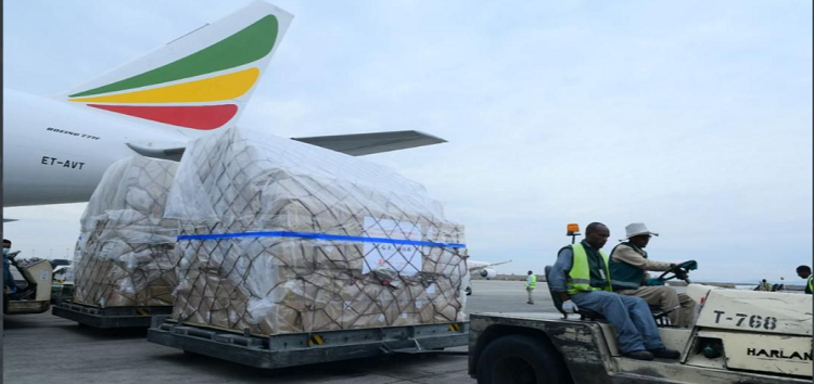 1.1M Test kits, 6M Face masks, 60,000 Protective Suits –  First Wave of Jack Ma's Covid-19 Relief Package Arrives Africa