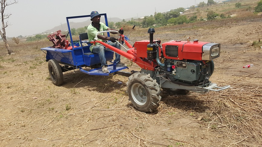 Nigeria's 'Uber of Tractors' Hello Tractor Partners John Deere to Bring Mechanised Farming Closer to Local Farmers