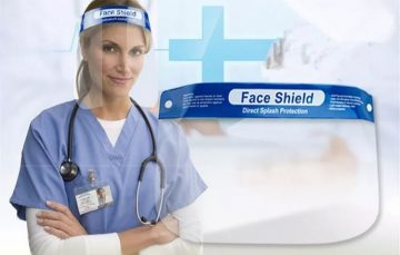 Apple to Produce and Ship 1 Million Face Shields For Medical Workers Weekly