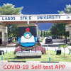 Lagos State University Develops COVID-19 Self-test App for Nigerians