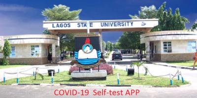 LASU Develops COVID-19 Self-test Application for Nigerians - Technext