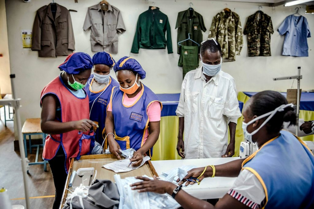 COVID-19: Surgical Mask Production Begins in Nigeria and Other African Countries
