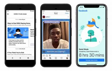 "Facebook Wants you to Focus on Your Work (and Play) With the New ""Quiet Mode"" Feature"