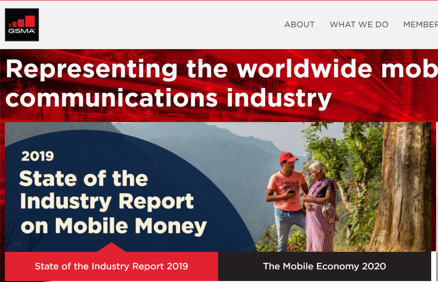 Sub-Saharan Africa Gained 50 Million New Mobile Money Accounts in 2019 - GSMA Report