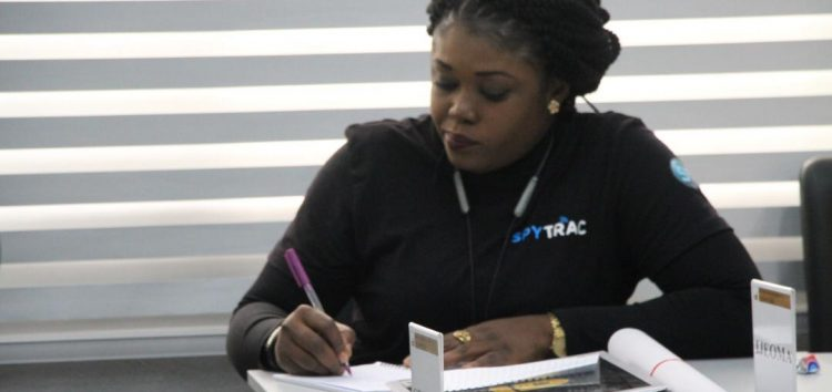 Woman in Tech: Spytrac CEO, Ijeoma Mary Talks about Managing People and Work-life Balance