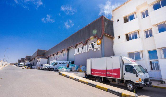 LASG Shuts Down Jumia's Warehouse For Violating 14-Day Lockdown Directive