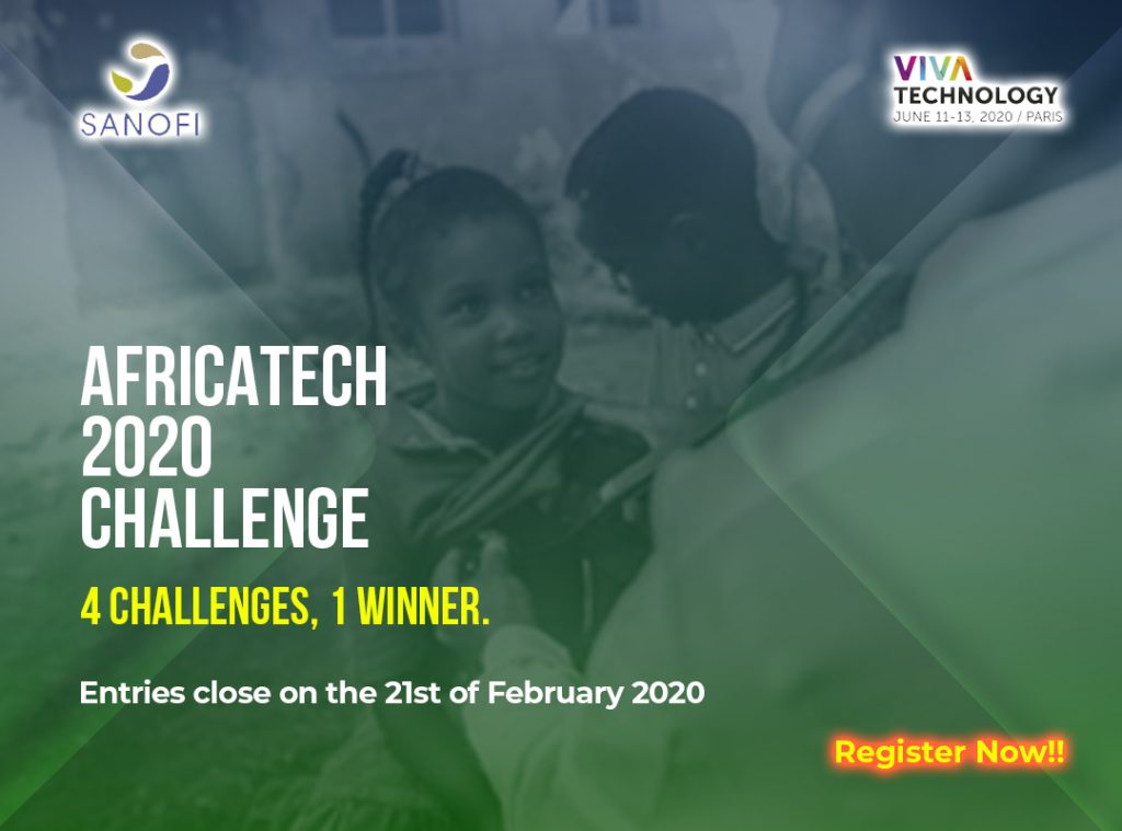 Soso Care, Natal Care and MobilHealth to Pitch at Sanofi AfricaTech Challenge