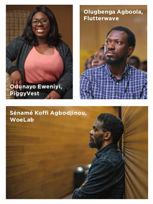 Flutterwave and Piggyvest Honoured Alongside Burna Boy and Sharon Chuter in Essence's Best in Africa List