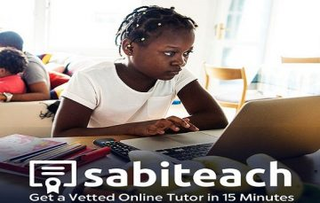 How SabiTeach Helps Locate Qualified Private Tutors Around Your Neighbourhood