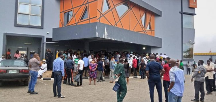 Post-Lockdown Bank Rush in Lagos Reveals Low Adoption of Digital Solutions in Banking