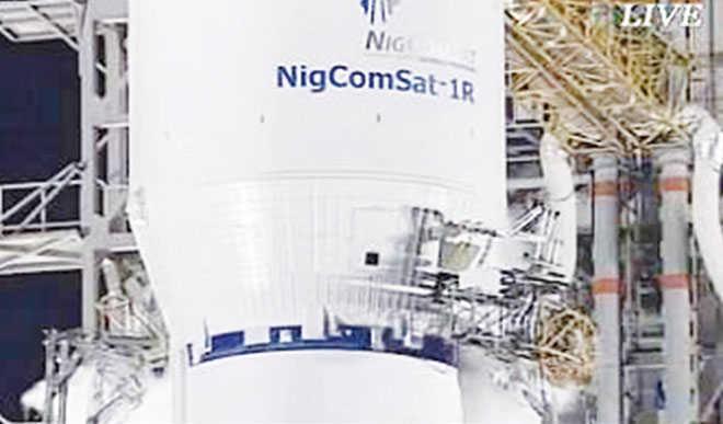 NigComSat-2