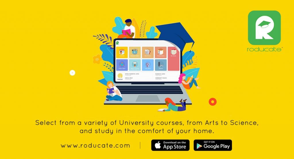 Roducate - The True Champion of E-learning
