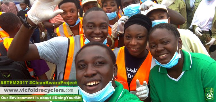 Vicfold Recyclers is Tackling Nigeria's Plastic Waste Problem One City at a Time