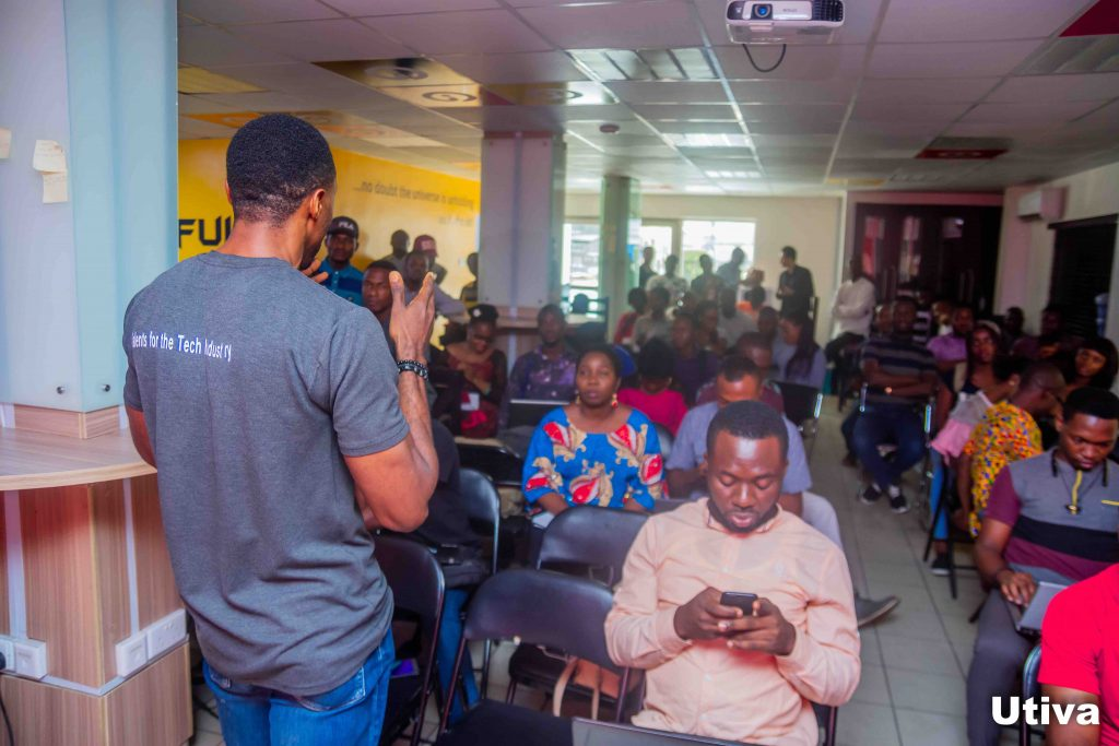 We must Level the Entry Level for Everyone in Africa to Acquire Premium Tech Skills- Eyitayo Ogunmola, Founder of Utiva