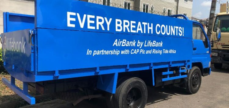 LifeBank Partners Oyo State Govt To Make Medical Oxygen Freely Available to Covid-19 Patients