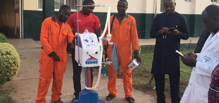 Here is all You Need to Know About the Nigerian Company That is Locally Manufacturing Ventilators
