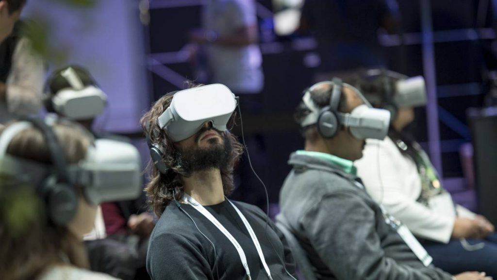 Apple acquires virtual reality event startup NextVR