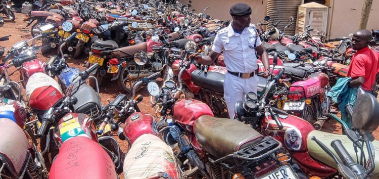 Uganda Orders All Commercial Bikes to Join e-Hailing Apps, Could Lagos Have Done The Same?