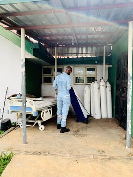 COVID-19 Patients in Oyo State Get Medical Oxygen Freely As LifeBank Partners Oyo State and Dan Holdings To Make Oxygen Available