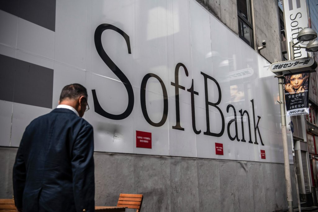 Jack Ma steps down from Softbank Board