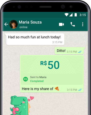 After Over a Year, WhatsApp Pay Finally Launches In Brazil With Plans To Expand To Other Countries
