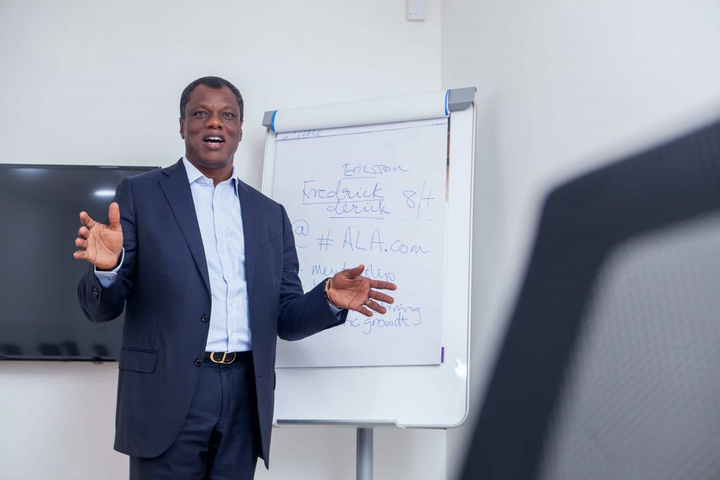 After running CWG Plc for 24 years, Austin Okere left to start the Ausso Leadership Academy to mentor business leaders and entrepreneurs...