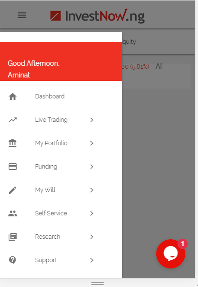 InvestNow Offers Great Investment Options but its App is not Very Easy to Use