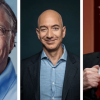 There are 2,095 Billionaires in The World Today and Tech Founders Dominate the Top 10