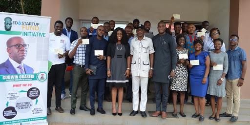 Edo startup fund