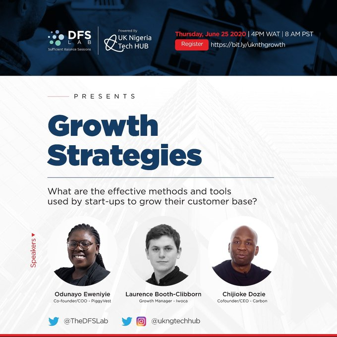 Cut What's not Working and Save Resources- Chijioke Dozie on Growth Strategies