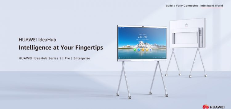 Huawei Launches IdeaHub To Offer Improved Remote Working Features to Businesses in Africa