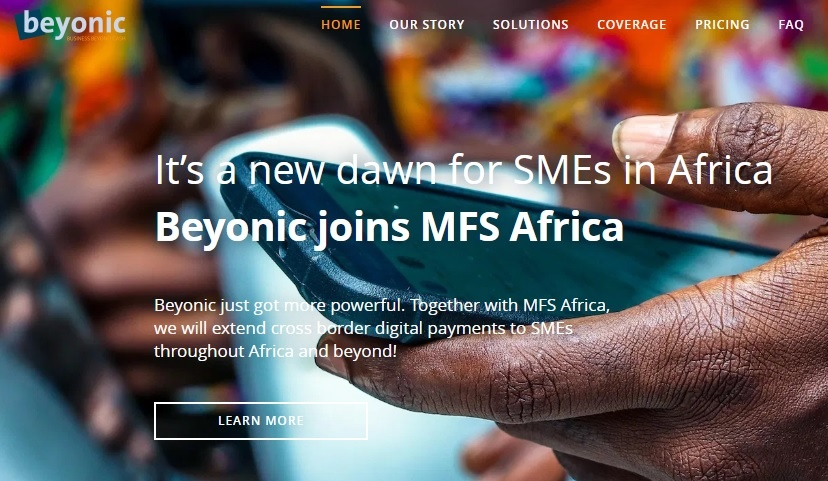 MFS Africa Acquires Beyonic to Bring Global Payment Services to African SMEs
