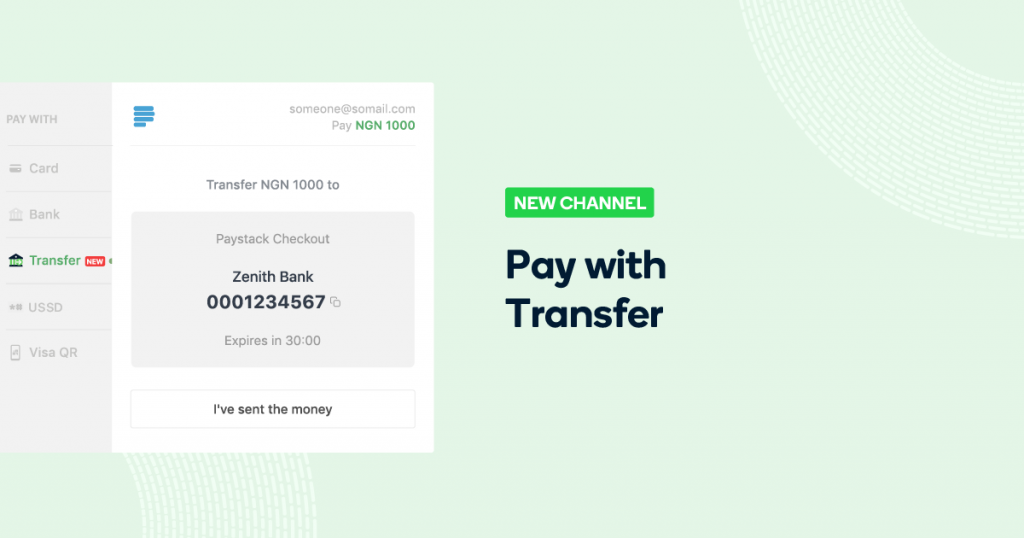 Paystack Partners Zenith and Providus Bank to Enable Merchants Receive Money Via Bank Transfer